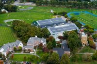 Milton Academy 192.27 kWP Roof-Mounted Solar Array
